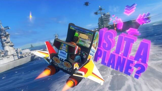 Ryo Hazuki se suma a Sonic & All-Stars Racing Transformed
