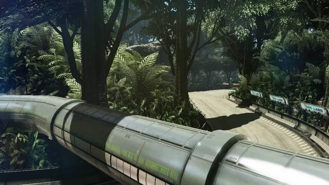 Nueva imagen de FAST - Racing League Neo para Wii U