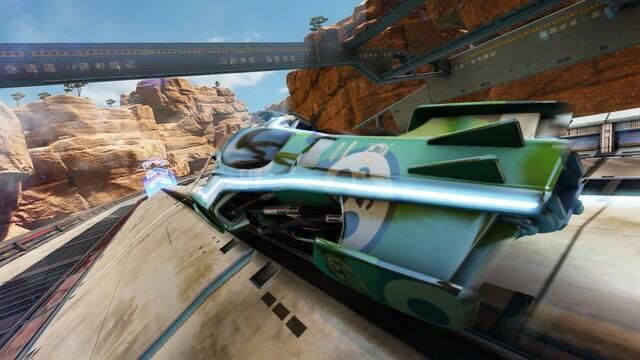 Os mostramos en un vídeo comentado la jugabilidad de FAST Racing Neo