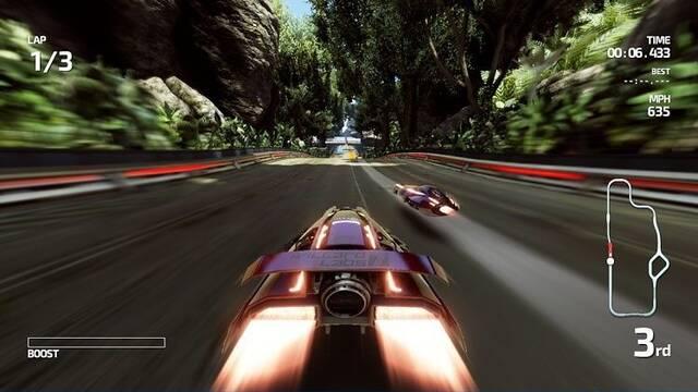 FAST Racing Neo recibirá una actualización el 18 de mayo