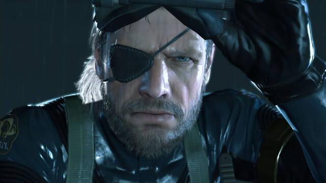 La primera parte de Metal Gear Solid V se lanzará en primavera