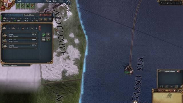 Europa Universalis IV recibirá la expansión Conquest of Paradise