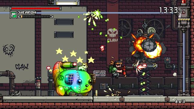 Mercenary Kings se estrenará el 2 de abril en PS4
