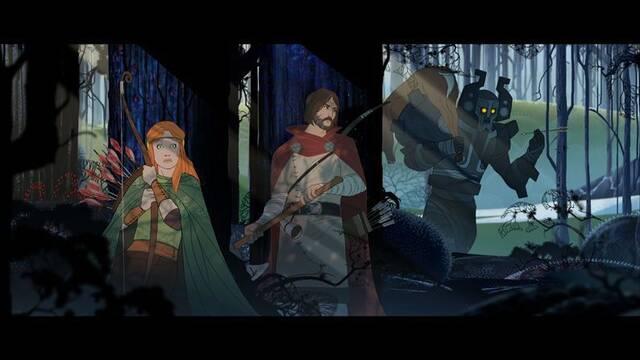 The Banner Saga muestra su primer tráiler