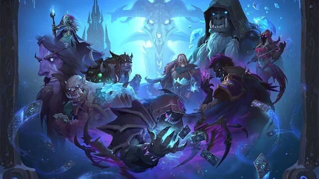 Blizzard descarta añadir nuevas clases de personajes en Hearthstone