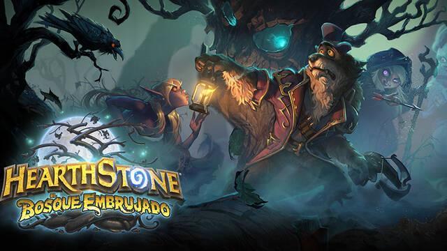 Blizzard detalla El Bosque Embrujado, la nueva expansión de Hearthstone