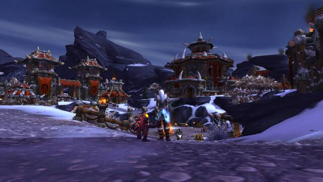 Blizzard niega una versión gratuita de World of Warcraft