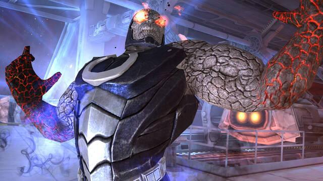La versión para móviles y tablets de Injustice: Gods Among Us recibe nuevos contenidos
