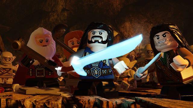 Los juegos de LEGO El Hobbit y El Señor de los Anillos desaparecen de Steam