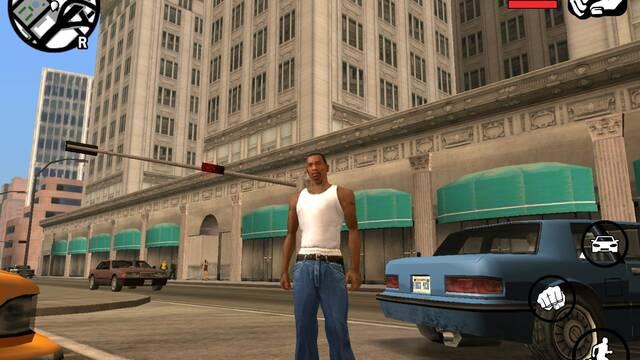 GTA III, Vice City y San Andreas, de rebajas en móviles y tabletas