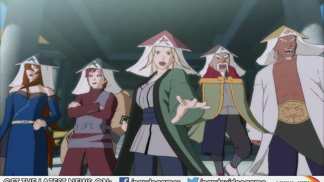 Nuevas imágenes de Naruto Shippuden: Ultimate Ninja Storm Revolution