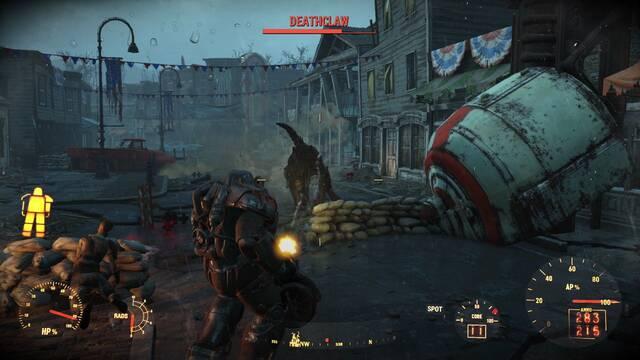 Fallout 4 recibe un nuevo parche en PC que llegará a lo largo de la semana a PS4 y Xbox One