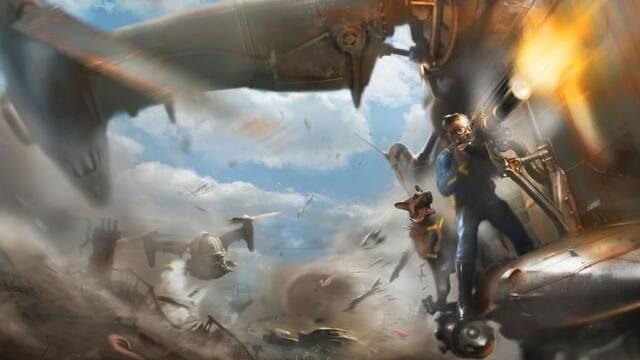 Cinco nuevas ilustraciones de Fallout 4