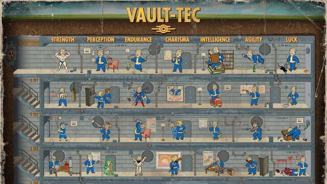 Bethesda explica el sistema de progreso de personaje de Fallout 4