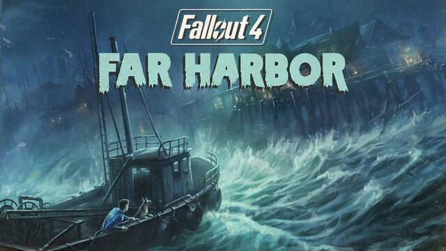 Far Harbor, el tercer contenido descargable de Fallout 4, ya está disponible