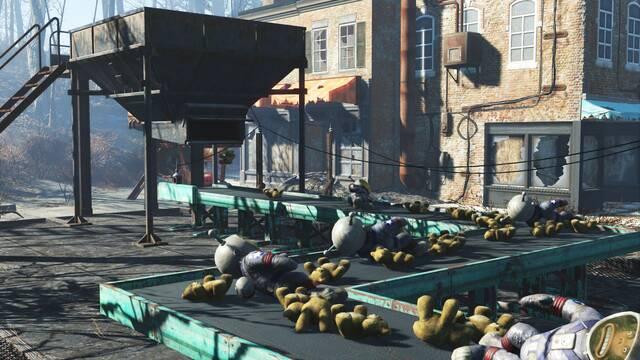 Fallout 4 sufre problemas con sus mods en PS4