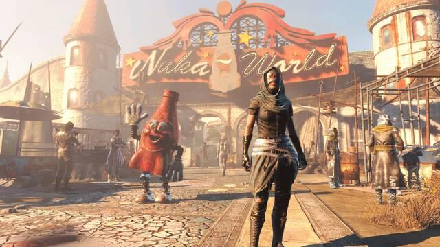 Fallout 4 recibe la actualización 1.6 en consola
