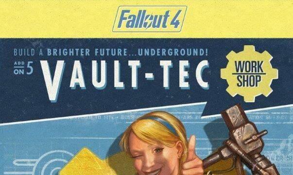 El próximo contenido descargable de Fallout 4 llegará el día 26 de julio