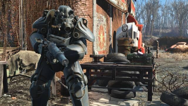 Fallout 4 ya puede jugarse al completo en la realidad virtual