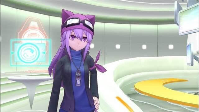 Sayo, la protagonista de Digimon World Dusk, estará presente en Digimon Story: Cyber Sleuth