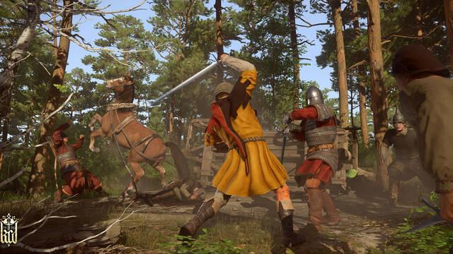 Kingdom Come: Deliverance recibe un mod que te permite guardar cuando quieras