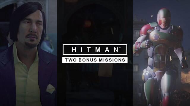 Square Enix anuncia el episodio extra de verano de Hitman