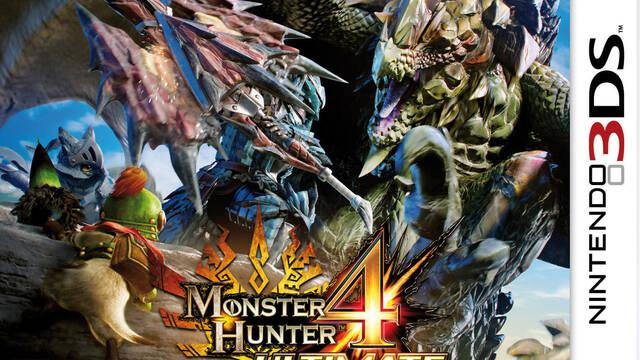 Monster Hunter 4 Ultimate recibe su última actualización mensual
