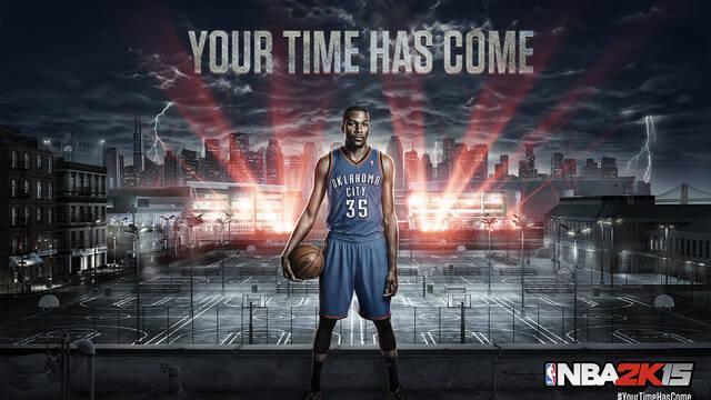 La versión para PC de NBA 2K15 será equivalente a la de Xbox One y PS4