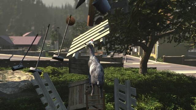 Goat Simulator ya puede reservarse