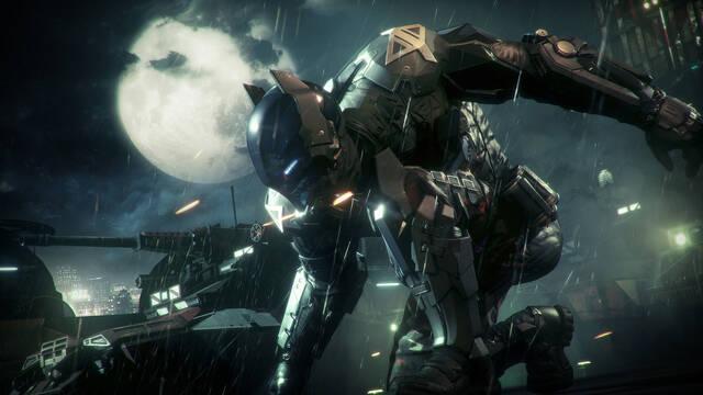 Batman: Arkham Knight no utiliza el sistema antipiratería Denuvo en Epic Games Store