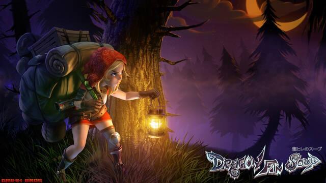 Nuevas imágenes e ilustraciones de Dragon Fin Soup