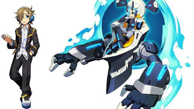 Azure Striker Gunvolt llega a Japón el 20 de agosto