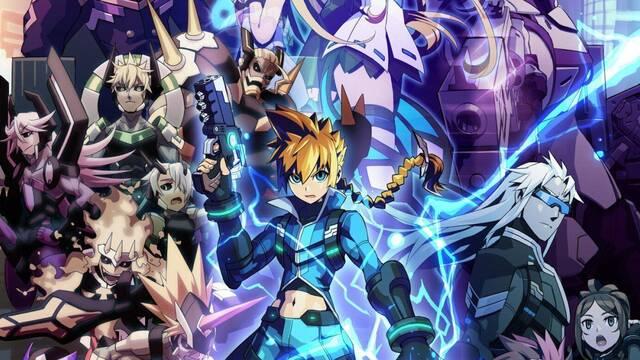 Azure Striker Gunvolt ya ha vendido más de 180.000 copias en 3DS