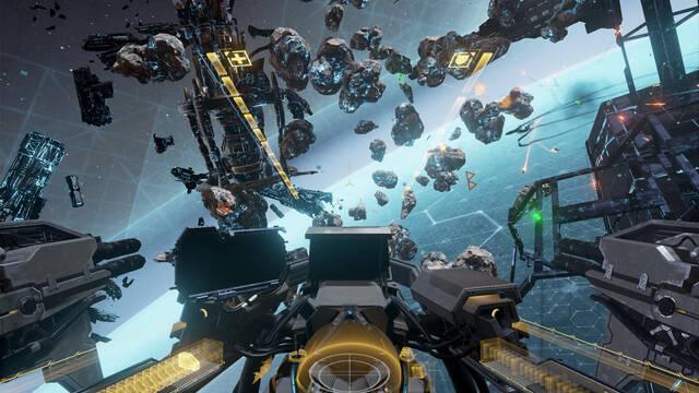 EVE: Valkyrie se actualiza con juego cruzado entre PC y PlayStation 4