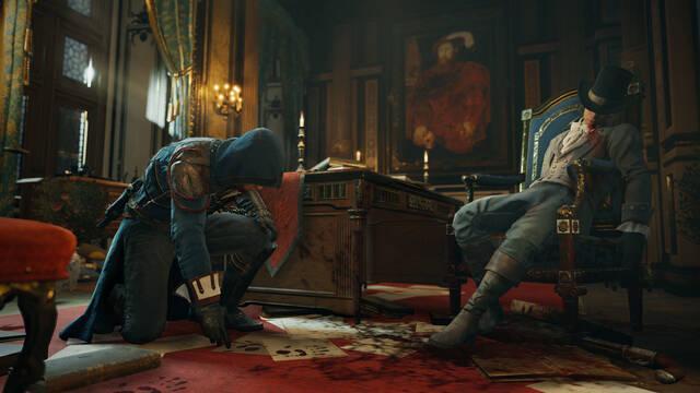 Así es el tráiler de lanzamiento de Assassin's Creed Unity