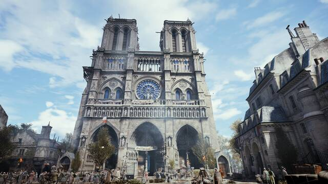 Assassin's Creed Unity recibe una oleada de valoraciones positivas en Steam
