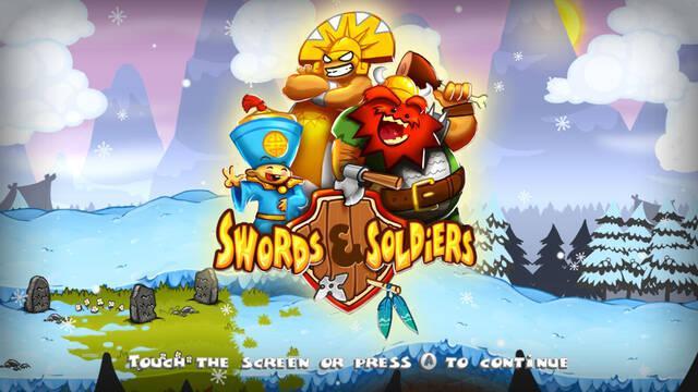 Swords & Soldiers HD llega el 22 de mayo