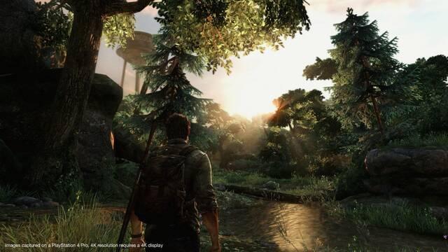 The Last of Us Remasterizado se actualiza con más opciones en PS4 Pro