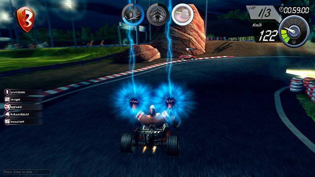 Formula Wincars se llamará finalmente Wincars Racer
