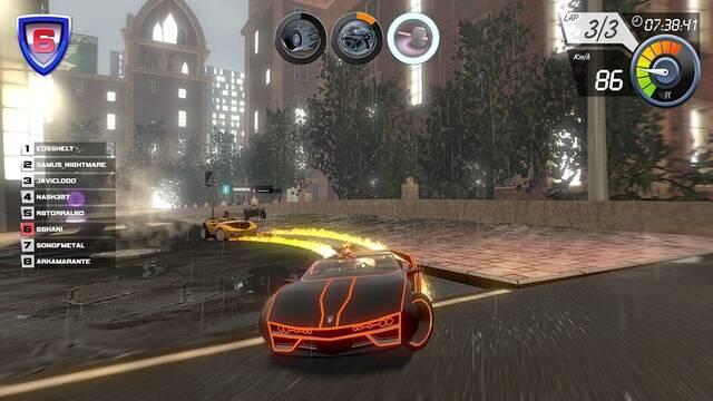 Wincars Racer se estrena en Steam Greenlight