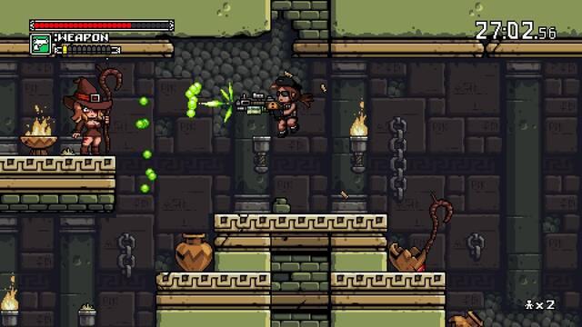 Mercenary Kings se actualiza y llega a más plataformas el 6 de febrero