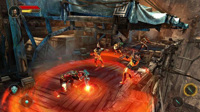 Nuevas imágenes de Godfire: Rise of Prometheus