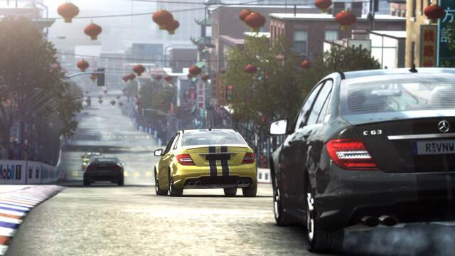 Codemasters anuncia GRID: Autosport