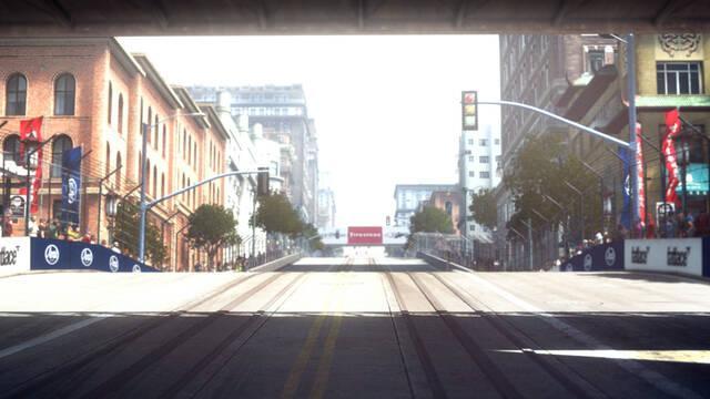 GRID: Autosport nos muestra una nueva imagen de San Francisco