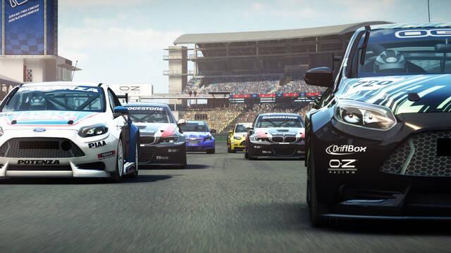 GRID: Autosport muestra el tuner