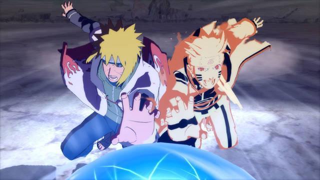 La versión reanimada de Minato será jugable en Naruto Shippuden: Ultimate Ninja Storm Revolution