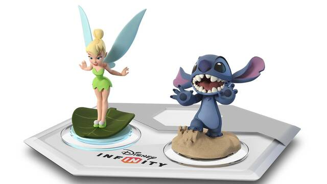Campanilla y Stitch se presentan en Disney Infinity 2.0