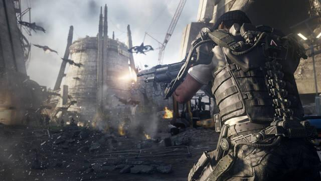 Activision presenta de manera oficial  Call of Duty: Advanced Warfare