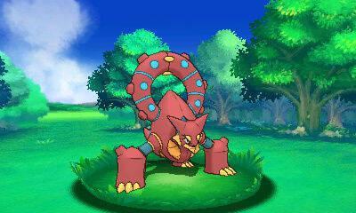 Presentado Volcanion, un nuevo Pokémon tipo agua y fuego para Rubí Omega y Zafiro Alfa