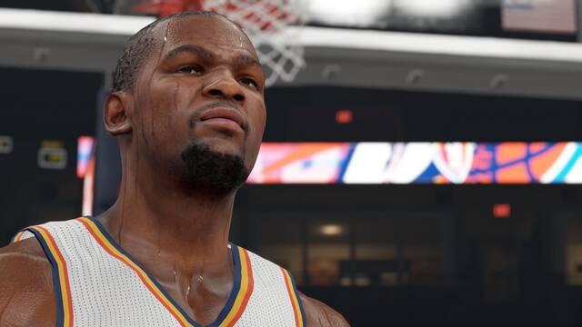 Nuevas imágenes de NBA 2K15